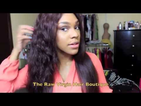 Xxx Mp4 Wavy 2 Straight The Raw Virgin Hair Boutique Ft Nume Hot Tools 3gp Sex