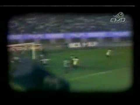 Unico gol de Cesar Cueto a la U