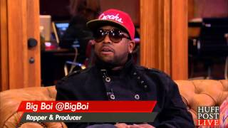 Big Boi: We Need Guns To Defend Against Tyrannical Government