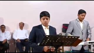 Above All Powers Christian English Song by Solaman