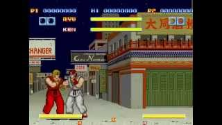 Street Fighter 1 Champion Edition  -Free fan game