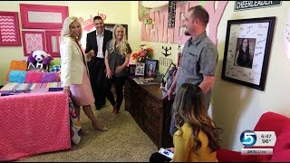 LOVE KENNEDY - KSL 5 News Feature Story by Carole Mikita