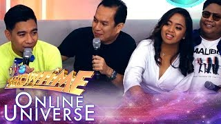 Teddy Corpuz shares that he is thankful for his first lead role | It's Showtime  Online