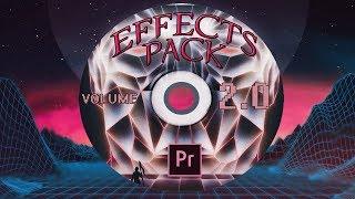 25 NEW Effect Presets - Adobe Premiere Pro (GLOW, DISTORT, ETC.) [Max Novak 2.0 Pack]
