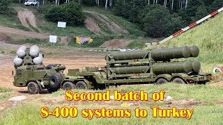 Russia plans to sign contract to deliver second batch of S-400 systems to Turkey — source