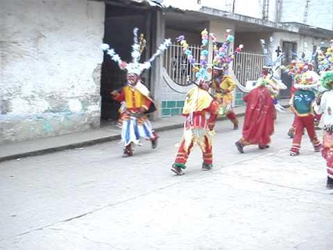 Danza Santiageros Chocaman Ver. Mex.
