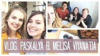 Bahçeden hediye çıktı, Melisa Beleli ile Viyana ♡ | Ilgın Özgan