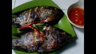 Resep Ikan Nila Bakar Cara sederhana