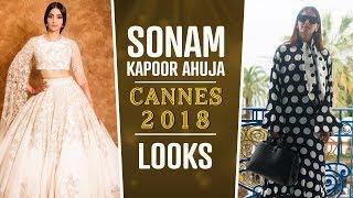 Cannes 2018: Sonam Kapoor looks resplendent on the red carpet of the Cannes Film Festival