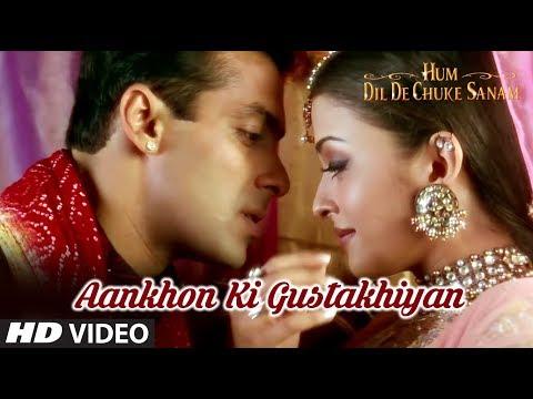 Xxx Mp4 Aankhon Ki Gustakhiyan Full Song Hum Dil De Chuke Sanam Aishwarya Salman Khan 3gp Sex
