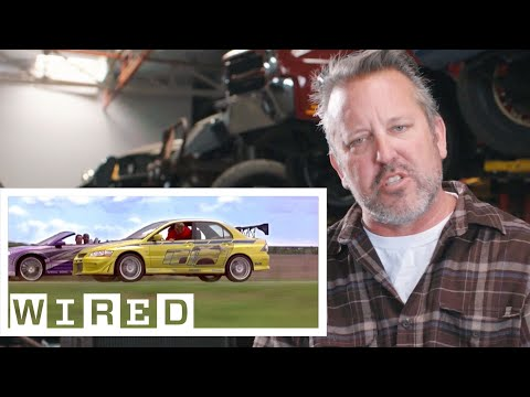 Every Car In Fast & Furious Series Explained By The Guy Who Built Them WIRED