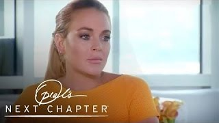 Why Lindsay Lohan Says She Wanted to Go to Jail | Oprah's Next Chapter | Oprah Winfrey Network
