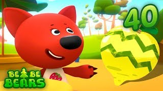 BE BE BEARS | Episode 40 | Watermelon HD Cartoons for kids | Kedoo ToonsTV