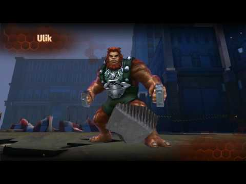 [Marvel Future Fight] : Mission Thor new unifrom tier 2