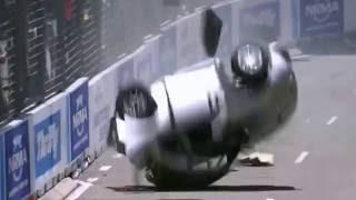 حوادث سيارات سباق,