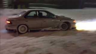 Snow Drift Hooning