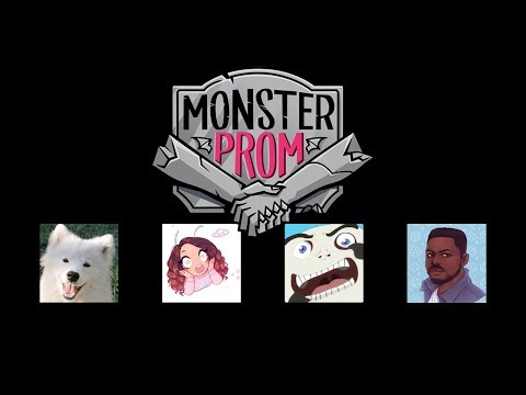 Cry and Friends Play Monster Prom