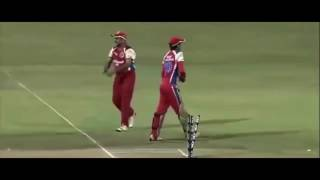 IPL Shahrukh Khan Playing Cricket Vs RCB Vijay Mallya 2015 HD