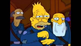 Abe Simpson Compilation