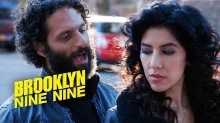 Rosa and Pimento's Extreme Sexual Tension   Brooklyn Nine-Nine