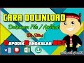 Download Video Download Cara Download di DapodikBangkalan.NET 3GP MP4 FLV