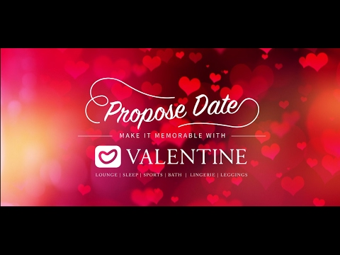 Propose Day Special  -  Valentine Clothes