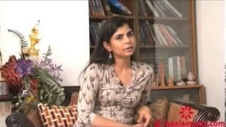 Celebrity interview videos - Singer Chinmayi