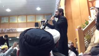 Mehfil E Naat Manchester 2013 Part 33 - QARI SHAHID MAHMOOD