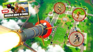 GUIDED MISSILE Hide and Seek in Fortnite Battle Royale