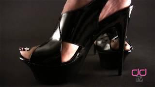 Darla TV - Pretty Toes In Sexy Stiletto Heels