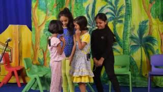 Primary Concert 2015-16: Skit in Hindi