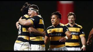 ROUND 9 HIGHLIGHTS: Taranaki v Auckland