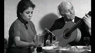 Rito y Geografía del Cante Flamenco - Bernarda de Utrera