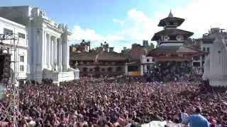 Holi, Festival of Colours in Kathmandu 2015 (2071)