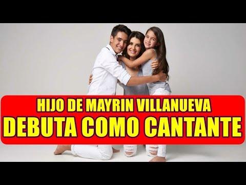 Xxx Mp4 Hijo De MAYRIN VILLANUEVA Y JORGE POZA Prepara Su DEBUT Como CANTANTE 3gp Sex