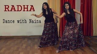 Radha | Jab Harry met Sejal | Dance Choreography | By Naina Chandra | Dance with Naina