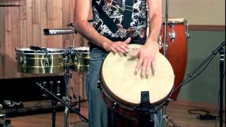 Roberto Serrano - DJEMBE - Video Instruccional