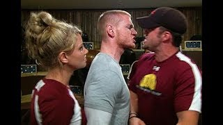 Wes and Evelyn flip out on The Challenge