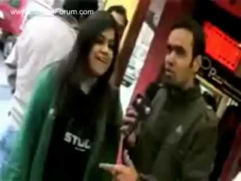 indian girls saying bad words...