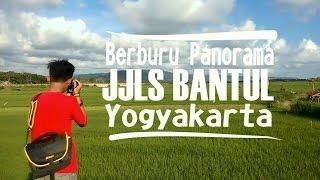 Berburu Panorama di JJLS Bantul, Yogyakarta