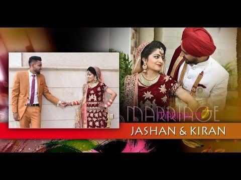 Xxx Mp4 LATEST WEDDING SONG 2018 Tich Button ਟਿੱਚ ਬਟਨਾ ਦੀ ਜੋੜੀ JASHAN KIRAN 91 98554 29502 3gp Sex