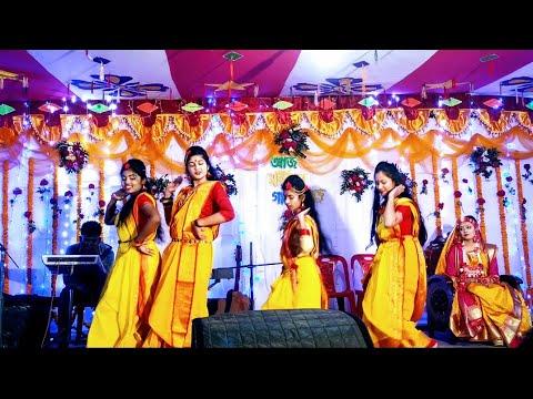 Xxx Mp4 গায়ে হলুদের অনুষ্ঠান Bangladeshi Traditional Wedding Program Bangladeshi Mom Vlog 3gp Sex