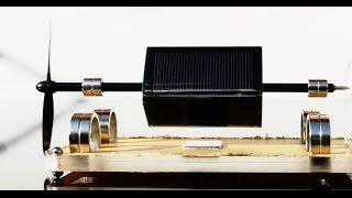 Free Energy Magnet Motor LEVITATION