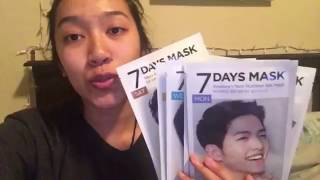 Song Joong Ki Face Mask: Review + Results