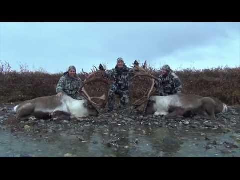Alaskan Caribou Hunting Video - KUIU Hunting Films