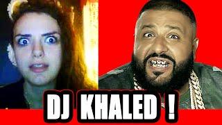 DJ Khaled Scare Prank !