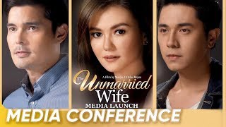 [FULL] 'The Unmarried Wife Media Launch | Dingdong Dantes, Paulo Avelino, and Angelica Panganiban