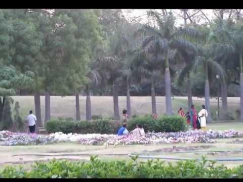 Nehru Park in New Delhi