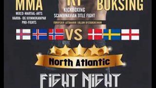 7  Johan Bech, fight center Silkeborg dk vs Simen Groettum, Frontline no  MMA North Atlantic Fight N