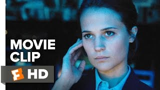Jason Bourne Movie CLIP - Heather Calls Bourne (2016) - Alicia Vikander Movie
